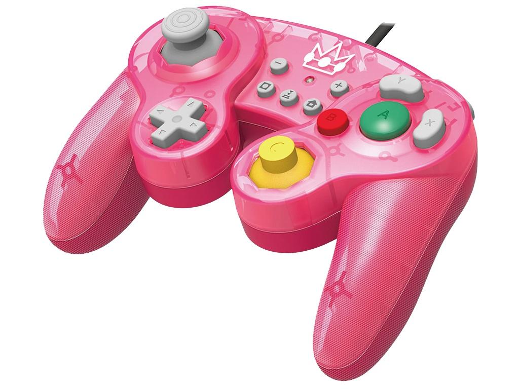 Геймпад Hori Peach Battle Pad NSW-135U для Nintendo Switch цена
