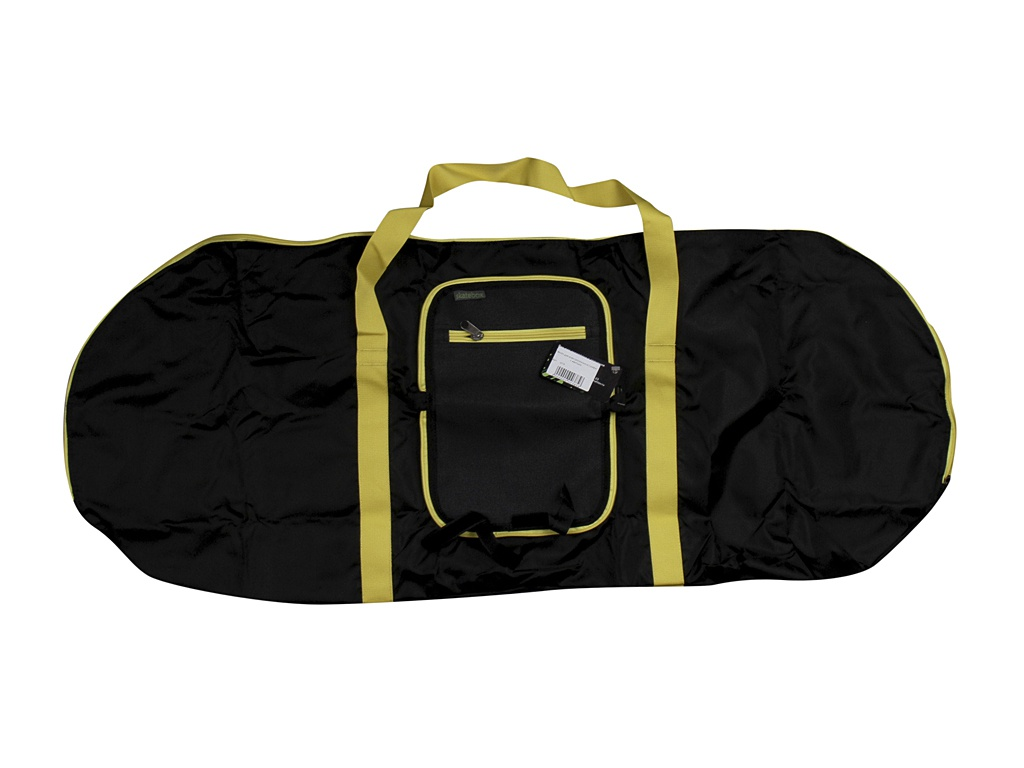 Чехол Skatebox Для электросамокатов Graphite-Yellow st16-34-yellow цена и фото