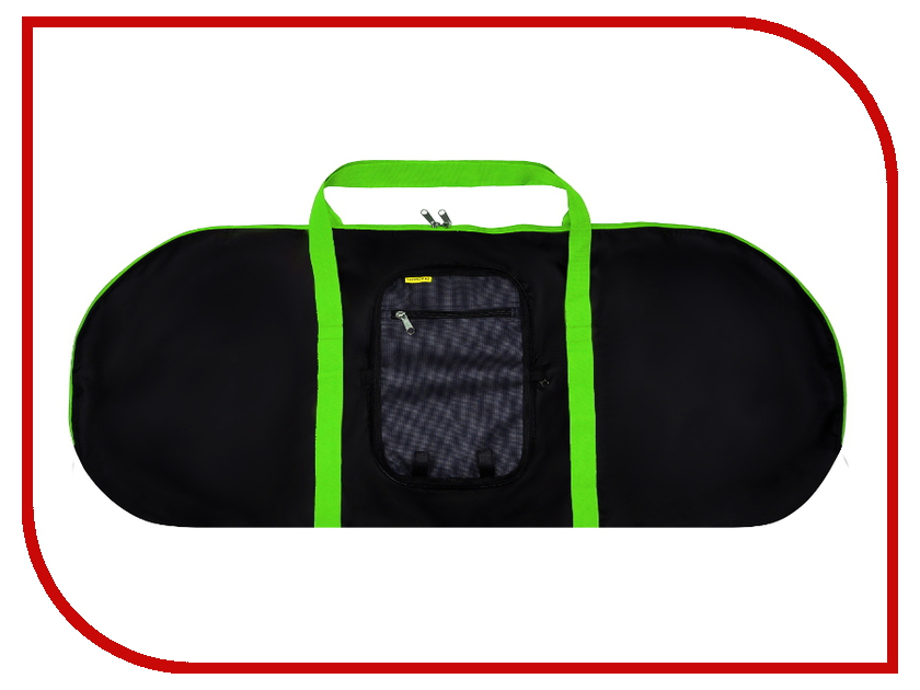 Аксессуар Чехол Skatebox Для электросамокатов Graphite-Green st16-34-green аксессуар чехол skatebox для электросамокатов универсальный light green black st18 94 black