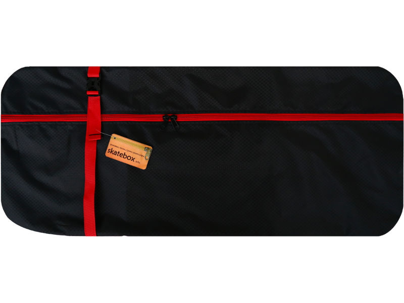 Чехол Skatebox 90cm Black-Red St2-11-red