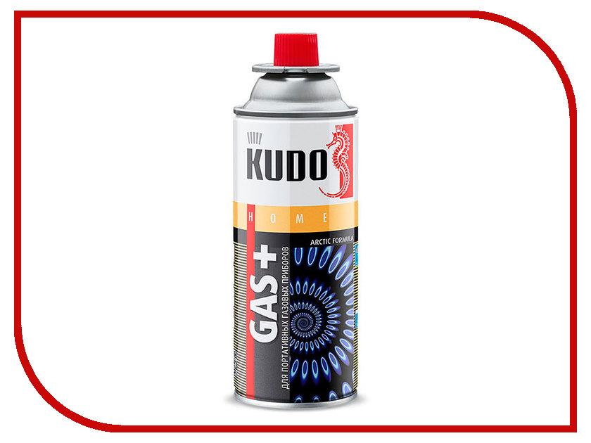 Газовый баллон Kudo 220g KU-H403