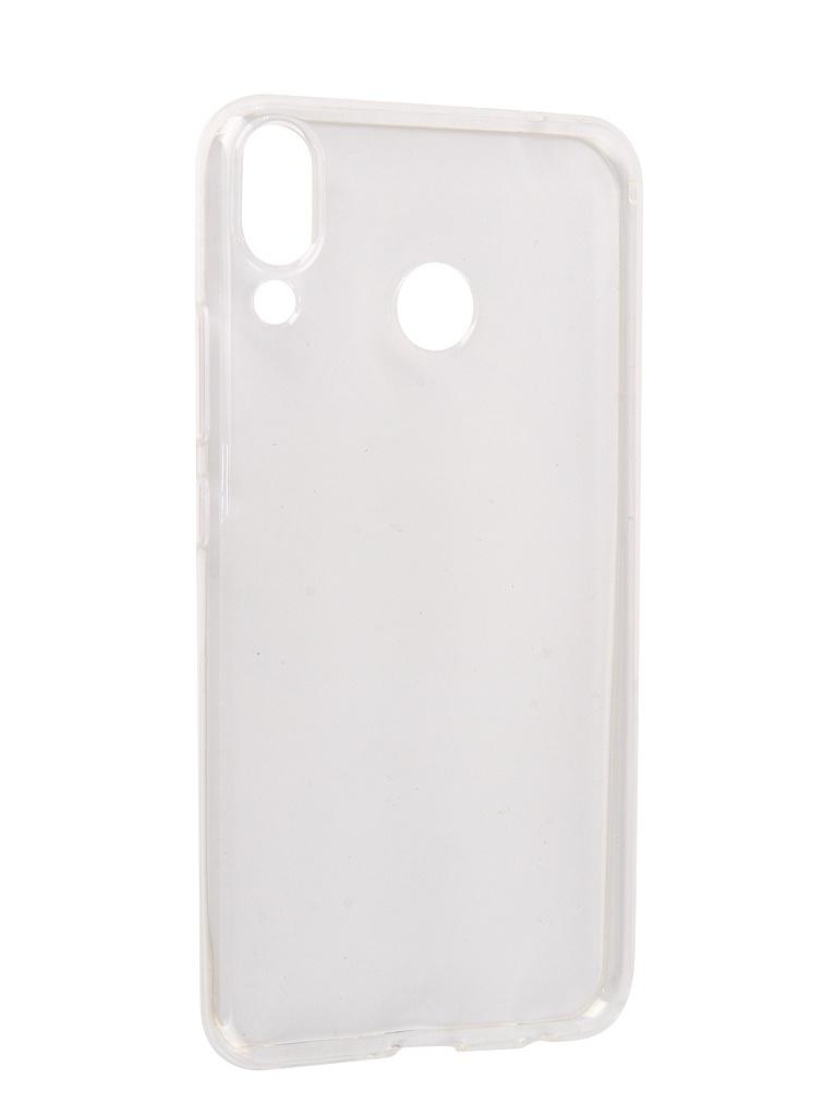 Аксессуар Чехол Zibelino для ASUS Zenfone 5 ZE620KL Ultra Thin Case White ZUTC-ASU-ZE620KL-WHT аксессуар чехол zibelino для asus zenfone 5 ze620kl book black zb asus ze620kl blk
