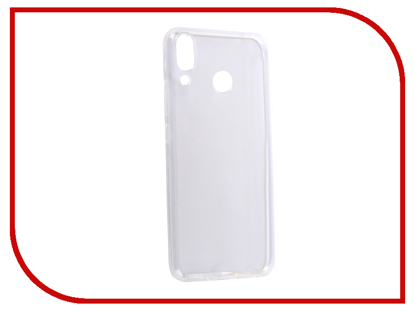 Аксессуар Чехол для ASUS Zenfone 5Z ZS620KL Zibelino Ultra Thin Case White ZUTC-ASU-ZS620KL-WHT free shipping bf1ad10 5z bfiad10 5z fuel injection pump suit for changfa changchai and any chinese brand