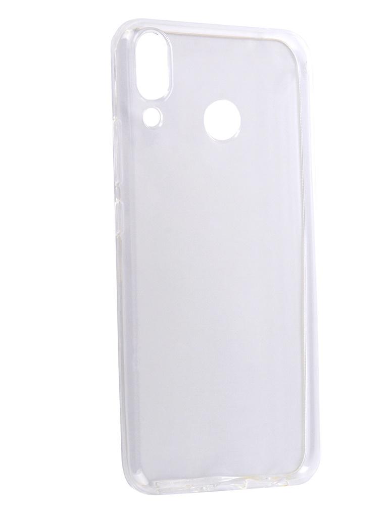 Аксессуар Чехол Zibelino для ASUS Zenfone 5Z ZS620KL Ultra Thin Case White ZUTC-ASU-ZS620KL-WHT