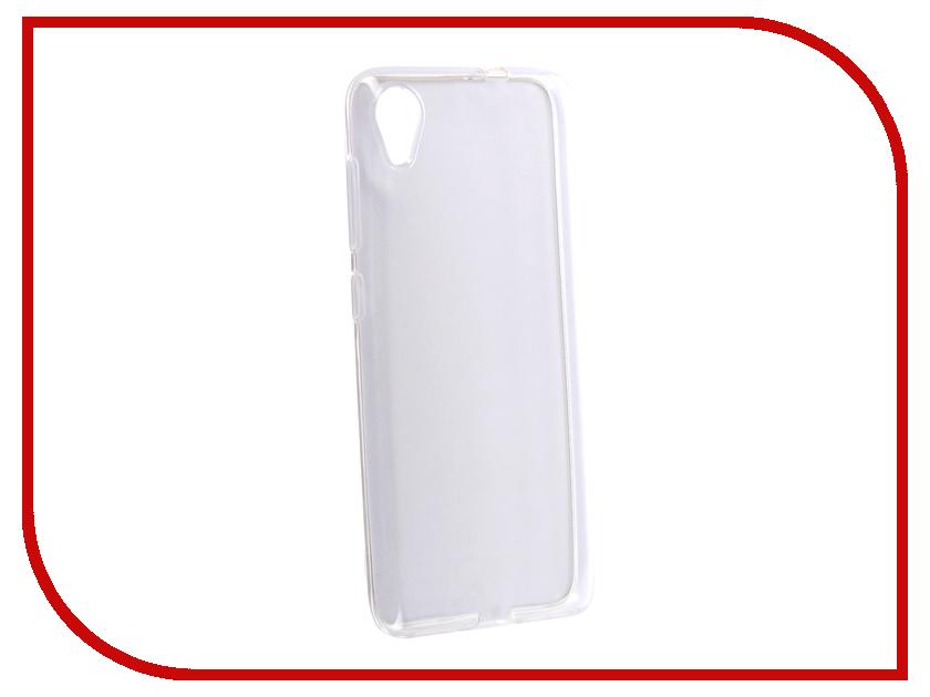 Аксессуар Чехол для ASUS Zenfone Live L1 ZA550KL Zibelino Ultra Thin Case White ZUTC-ASU-ZA550KL-WHT сотовый телефон asus zenfone live l1 za550kl 2 16gb gold