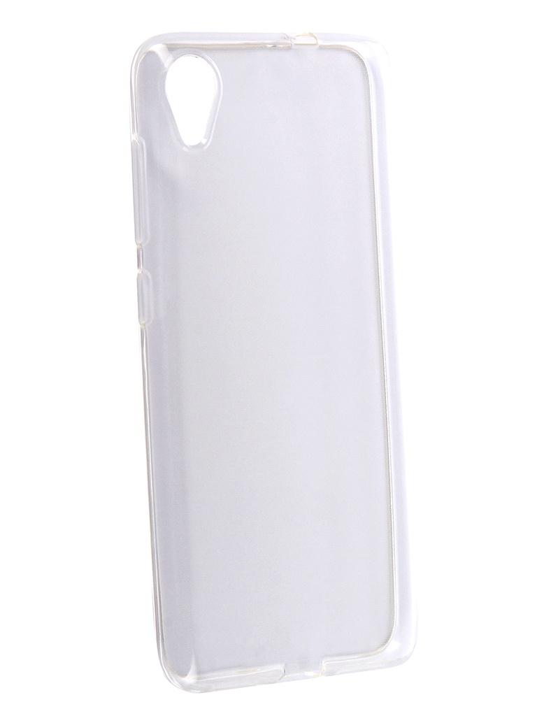 Аксессуар Чехол Zibelino для ASUS Zenfone Live L1 ZA550KL Ultra Thin Case White ZUTC-ASU-ZA550KL-WHT аксессуар чехол zibelino для motorola moto g6 ultra thin case white zutc motr mot g6 wht