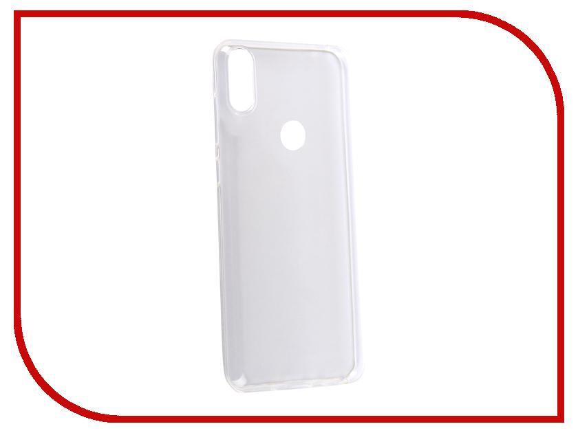 Аксессуар Чехол для ASUS Zenfone Max Pro M1 ZB602KL Zibelino Ultra Thin Case White ZUTC-ASZ-ZB602KL-WH сотовый телефон asus zenfone max pro m1 zb602kl 128gb blue
