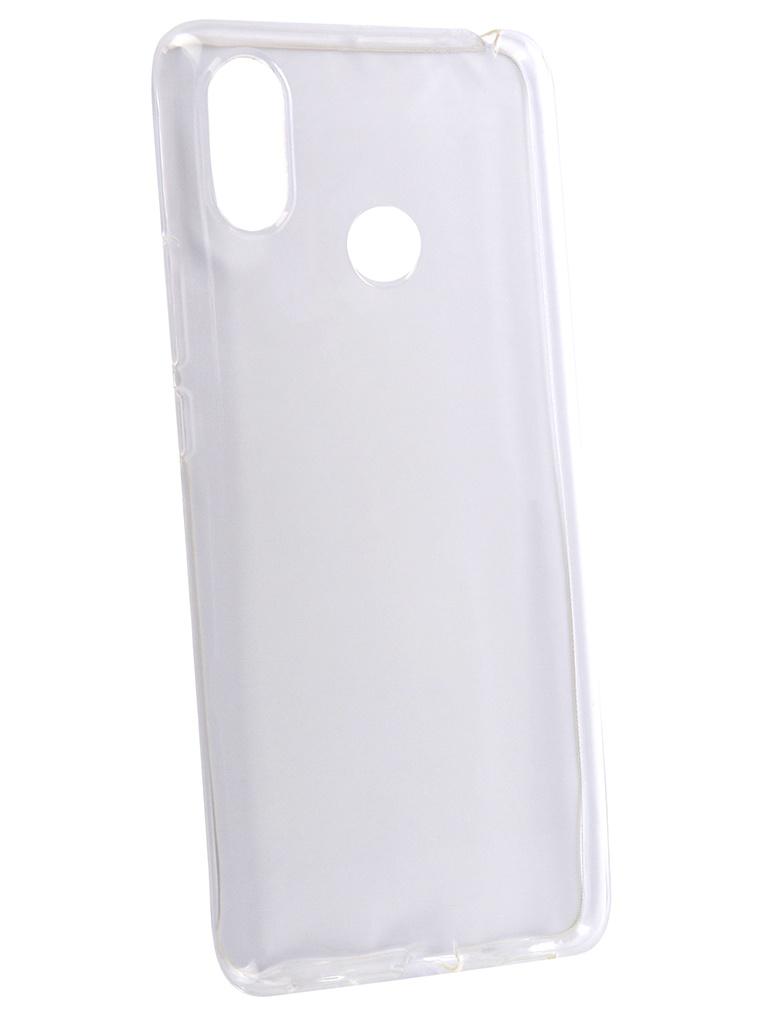 Аксессуар Чехол Zibelino для Xiaomi Mi Max 3 Ultra Thin Case White ZUTC-XMI-MAX3-WHT аксессуар чехол zibelino для motorola moto g6 ultra thin case white zutc motr mot g6 wht