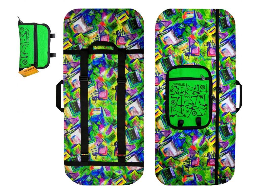 Чехол Skatebox с карманом St15-86