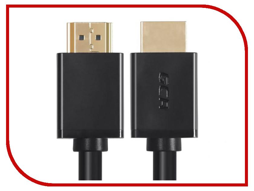 Аксессуар Greenconnect HDMI v2.0 1.0m Black GCR-HM411-1.0m