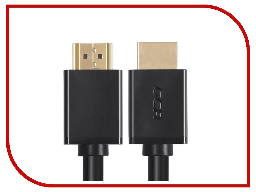 Аксессуар Greenconnect HDMI v2.0 2.0m Black GCR-HM411-2.0m аксессуар greenconnect hdmi m m v1 4 10m black gcr hm411 10 0m