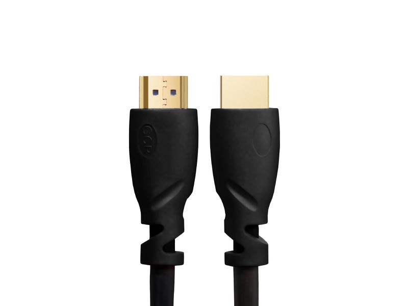 Аксессуар Greenconnect HDMI v2.0 5.0m Black GCR-HM312-5.0m