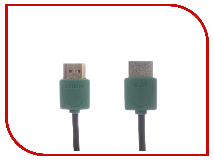 Аксессуар Greenconnect Premium HDMI v1.4 1.5m Black GCR-HM520-1.5m olivia mind meedium