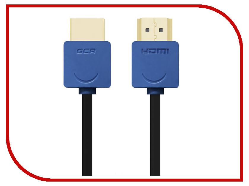 Аксессуар Greenconnect HDMI v1.4 1.5m Black GCR-HM530-1.5m