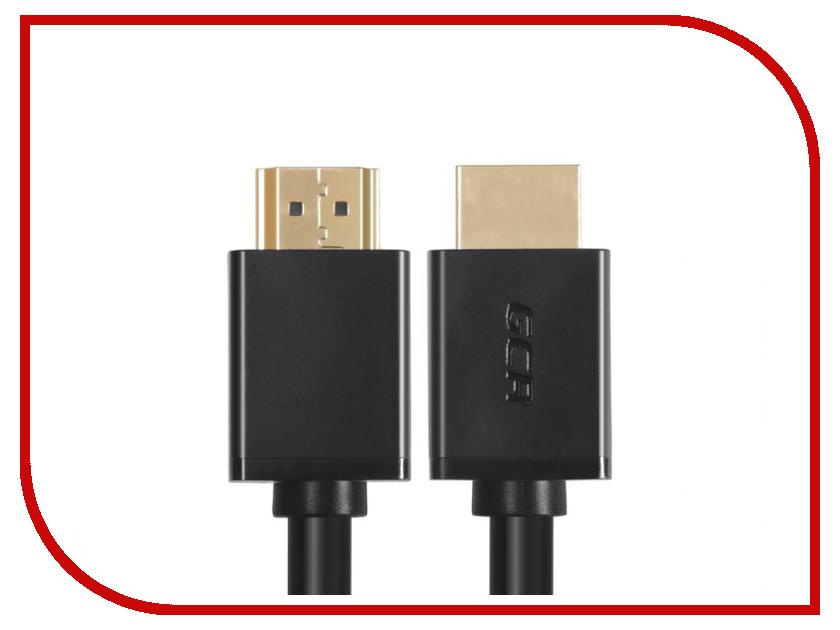 Аксессуар Greenconnect HDMI V2.0 3.0m Black GCR-HM411-3.0m