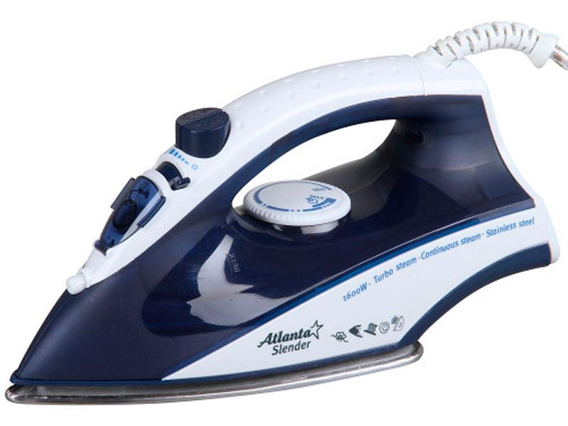 лучшая цена Утюг Atlanta ATH-5502 Blue