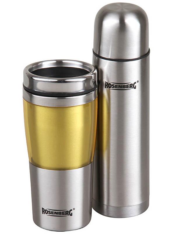 Термос Rosenberg 500ml RSS-420103 и термокружка 450ml