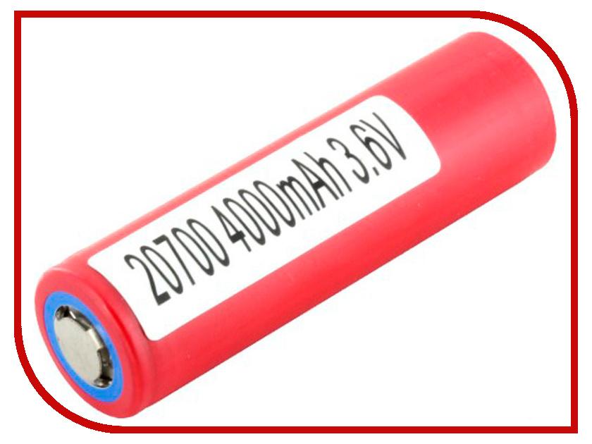 Аккумулятор Sanyo 20700 Li-Ion 4000mAh аксессуары для пылесоса sanyo bsc 1250a 1200w