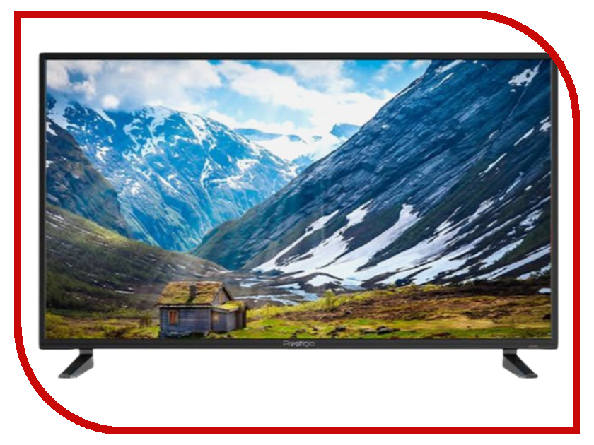 Телевизор Prestigio Wize 1 PTV40DN00Y_BK_CIS стоимость