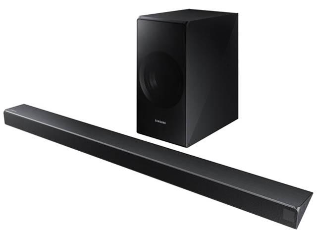 цена на Звуковая панель Samsung HW-N550