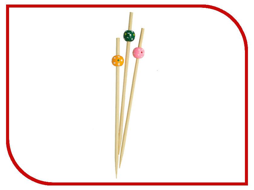 Пики Ecovilka 12cm 100шт Multicolor BPBTS1012 multicolor flower bowknot hairband