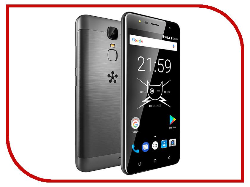 Сотовый телефон Just5 Freedom C100 Gray