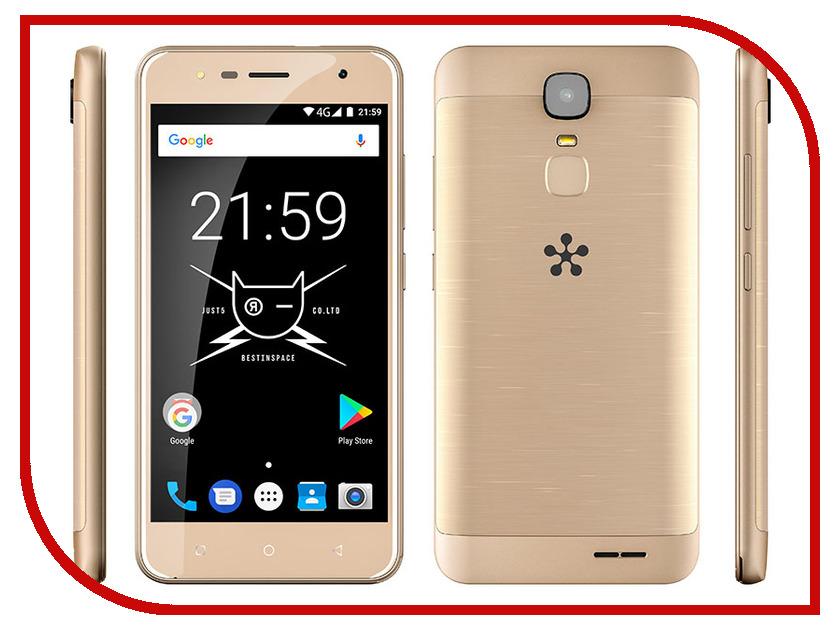 Сотовый телефон Just5 Freedom C100 Gold