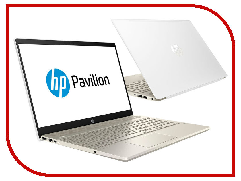 Ноутбук HP Pavilion 15-cs0016ur 4GN78EA Ceramic White (Intel Core i5-8250U 1.6 GHz/8192Mb/1000Gb + 128Gb SSD/No ODD/nVidia GeForce MX130 2048Mb/Wi-Fi/Cam/15.6/1920x1080/Windows 10 64-bit) ноутбук hp pavilion 15 cs0033ur 4ju79ea pale gold intel core i5 8250u 1 6 ghz 8192mb 1000gb no odd nvidia geforce mx150 2048mb wi fi cam 15 6 1920x1080 windows 10 64 bit