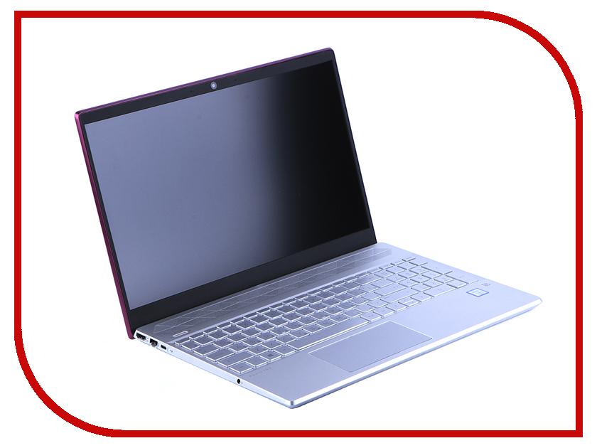 Ноутбук HP Pavilion 15-cs0011ur 4GN88EA Velvet Burgundy (Intel Core i3-8130U 2.2 GHz/8192Mb/1000Gb + 128Gb SSD/No ODD/Intel HD Graphics/Wi-Fi/Cam/15.6/1920x1080/Windows 10 64-bit)