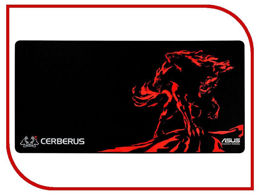 Коврик ASUS Cerberus XXL Black-Red 90YH01C1-BDU-A00 1more super bass headphones black and red