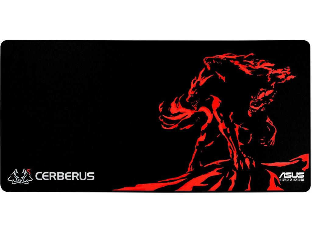 Коврик ASUS Cerberus XXL Black-Red 90YH01C1-BDU-A00 цена
