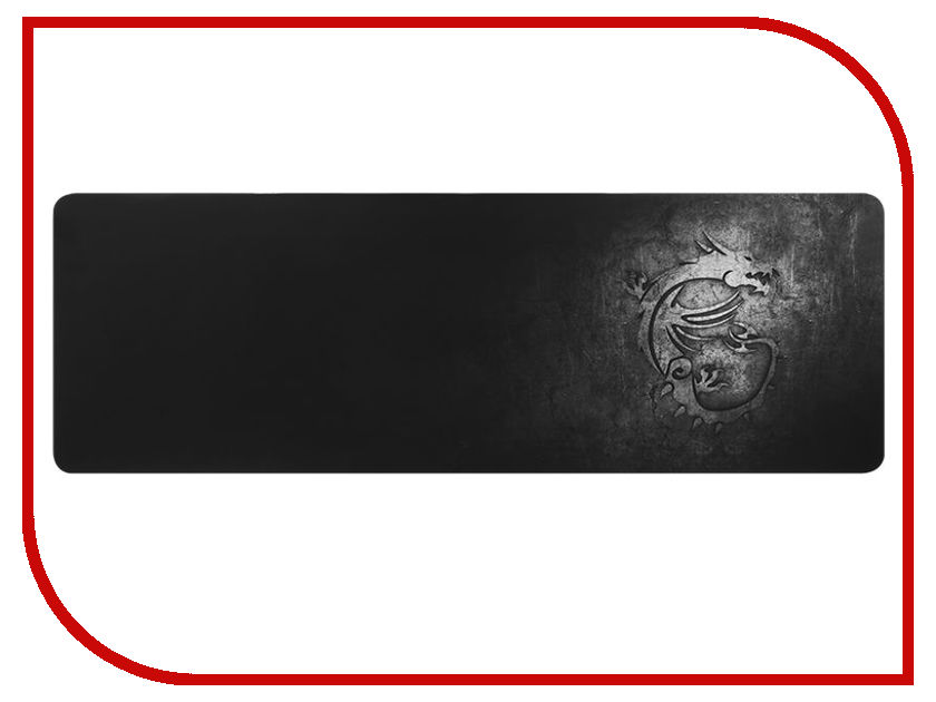 Коврик MSI Gaming Mousepad XL Black-Grey GF9-V000005-EB9 laptop keyboard for msi gs70 gs60 gt72 gt62 black without frame