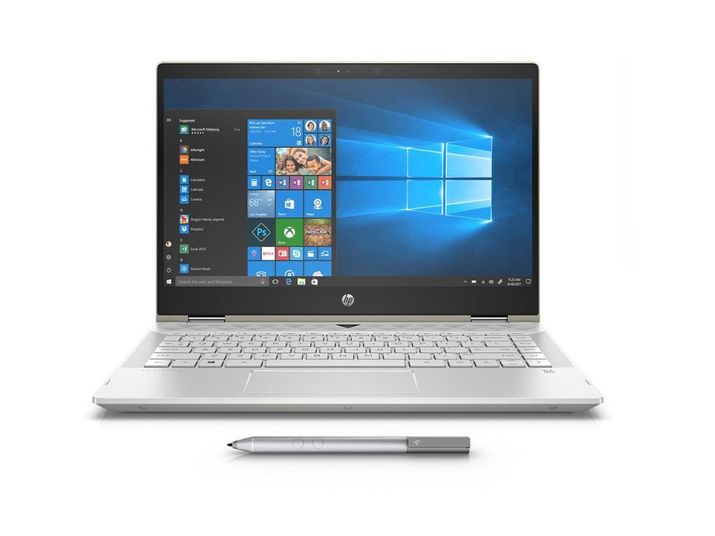 Ноутбук HP Pavilion 14-cd0016ur 4HA22EA Mineral Silver (Intel Core i5-8250U 1.6 GHz/8192Mb/256Gb SSD/No ODD/Intel HD Graphics/Wi-Fi/Cam/14.0/1920x1080/Windows 10 64-bit)