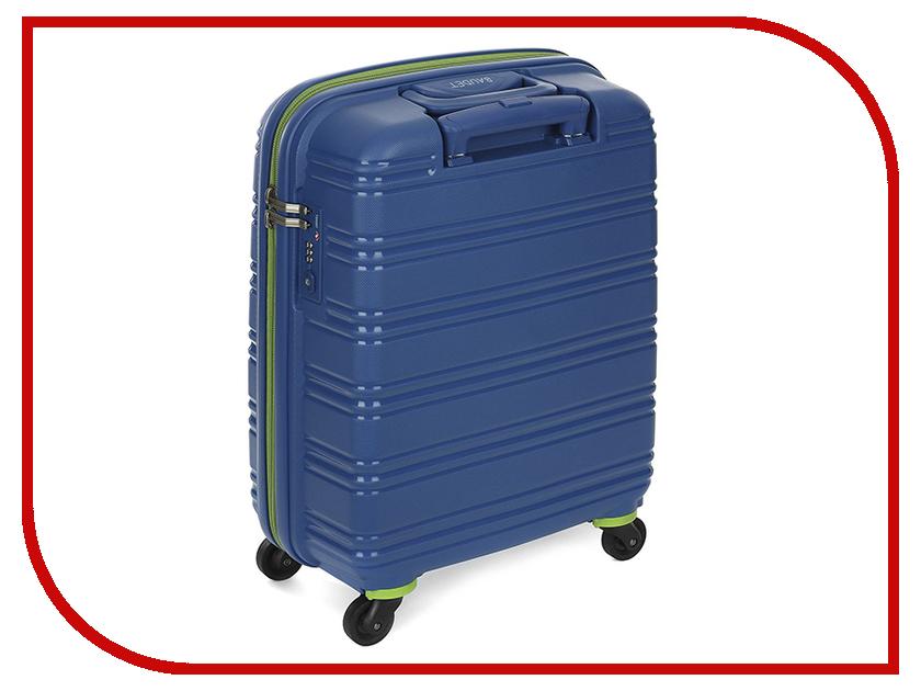 Чемодан Baudet BHL0708808 h-49cm 41L Blue-Green