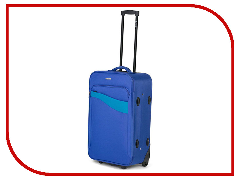 Чемодан Baudet BHL0503205 h-70cm 70.4L Blue