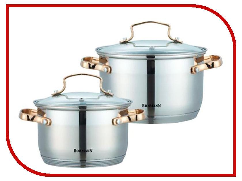 цена Набор Набор посуды Bohmann BH-1902