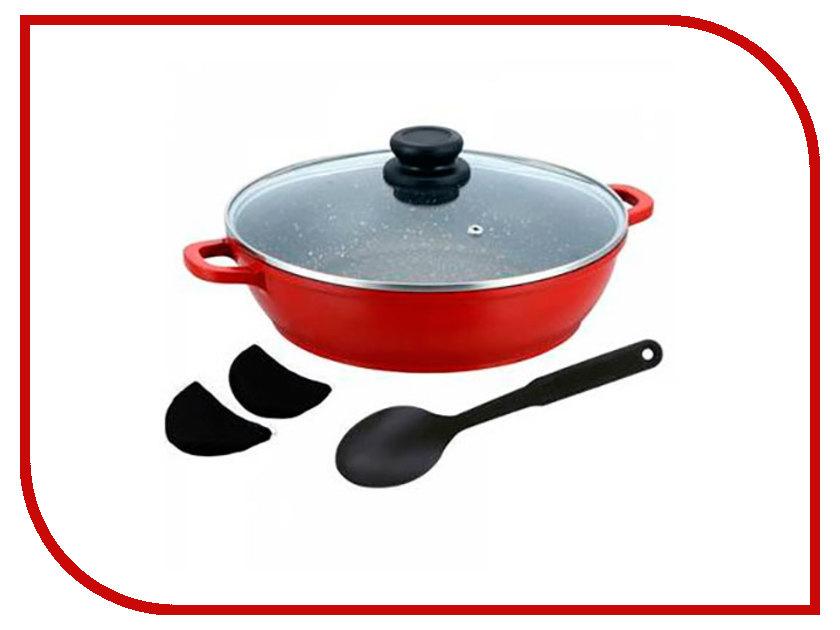 Сковорода Rainstahl 5800-28RS\SH 28 см сковорода rainstahl rs 922