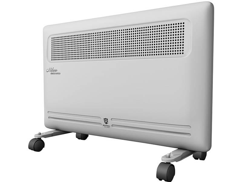 Конвектор Royal Clima Milano elettronico REC-M1500E