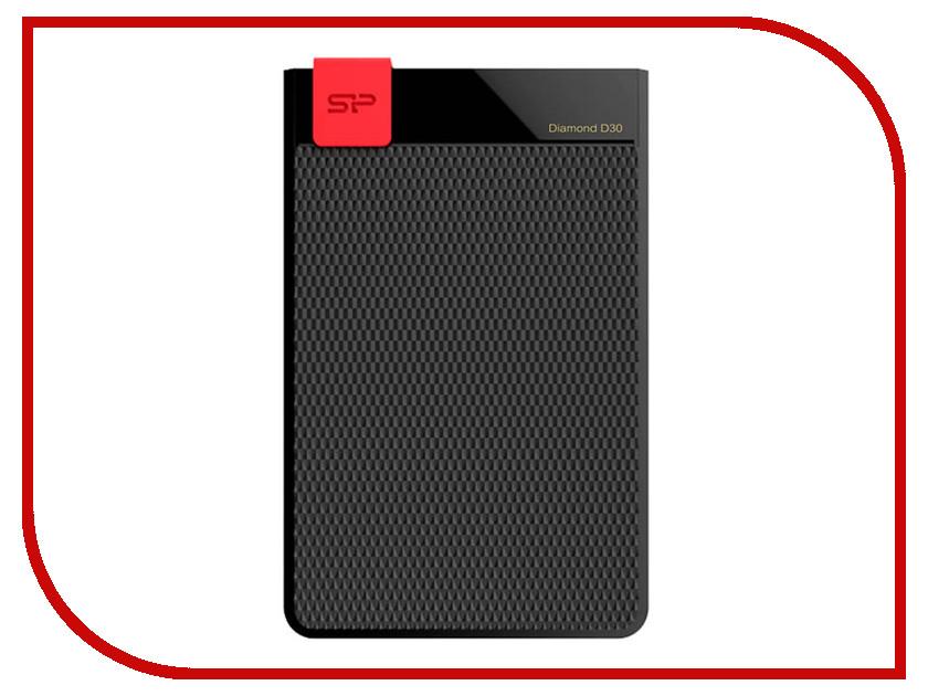 все цены на Жесткий диск Silicon Power Diamond D30 (D3S) 2TB Black