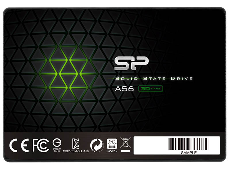 Жесткий диск Silicon Power Ace A56 128Gb SP128GBSS3A56B25
