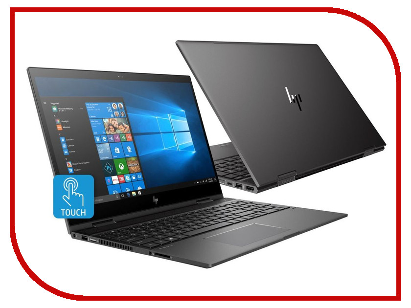 Ноутбук HP Envy x360 15-cn0002ur Dark Silver 4GV63EA (Intel Core i5-8250U 1.6 GHz/8192Mb/256Gb SSD/Intel HD Graphics/Wi-Fi/Bluetooth/Cam/15.6/1920x1080/Windows 10 Home 64-bit) ноутбук hp spectre x360 13 w000ur x9x80ea intel core i5 7200u 2 5 ghz 8192mb 256gb ssd no odd intel hd graphics wi fi bluetooth cam 13 3 1920x1080 touchscreen windows 10 64 bit