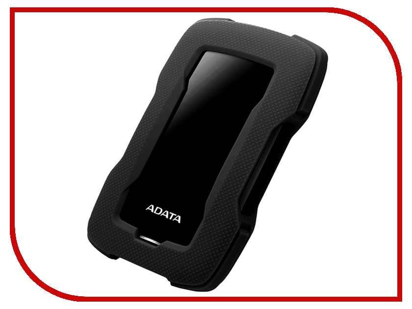 Жесткий диск A-Data DashDrive Durable HD330 1Tb Black AHD330-1TU31-CBK