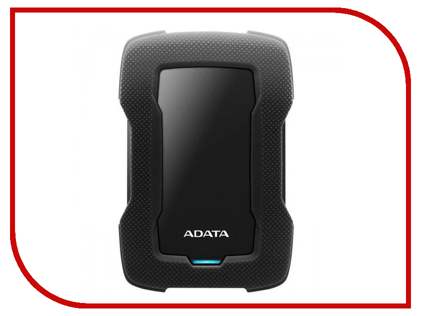 Жесткий диск A-Data DashDrive Durable HD330 4Tb Black AHD330-4TU31-CBK