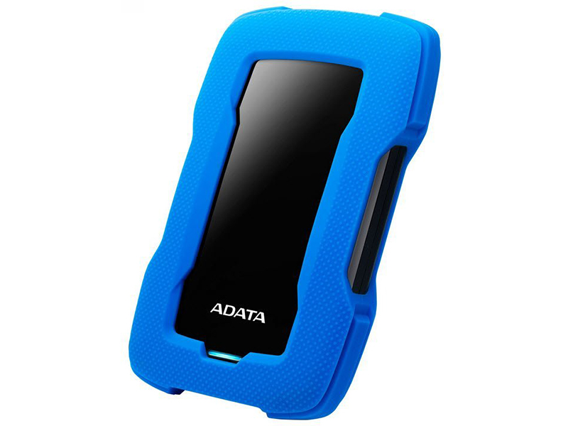 Жесткий диск A-Data DashDrive Durable HD330 5Tb Blue AHD330-5TU31-CBL