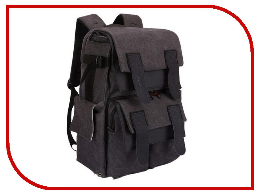 Фото - Tigernu 15.6-inch T-X6008 Grey 2018 tigernu new arrival laptop backpack 15 6 inch usb charge for men