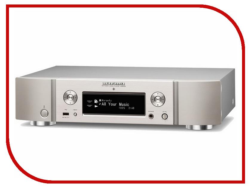 Сетевой аудио проигрыватель Marantz NA 6006 Silver-Gold