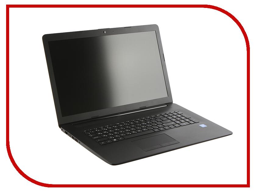 Ноутбук HP 17-by0000ur 4JU92EA Jet Black (Intel Celeron N4000 1.1 GHz/4096Mb/500Gb/DVD-RW/Intel HD Graphics/Wi-Fi/Cam/17.3/1600x900/DOS) моноблок asus asuspro a4321uth be014d 90pt01l1 m12290 intel celeron g3900 2 8 ghz 4096mb 1000gb dvd rw intel hd graphics wi fi cam 19 5 1600x900 touchscreen dos