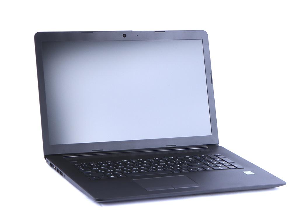 Ноутбук HP 17-by0002ur 4JS65EA Jet Black (Intel Pentium N5000 1.1 GHz/4096Mb/500Gb/DVD-RW/Intel HD Graphics/Wi-Fi/Cam/17.3/1600x900/Windows 10 64-bit)