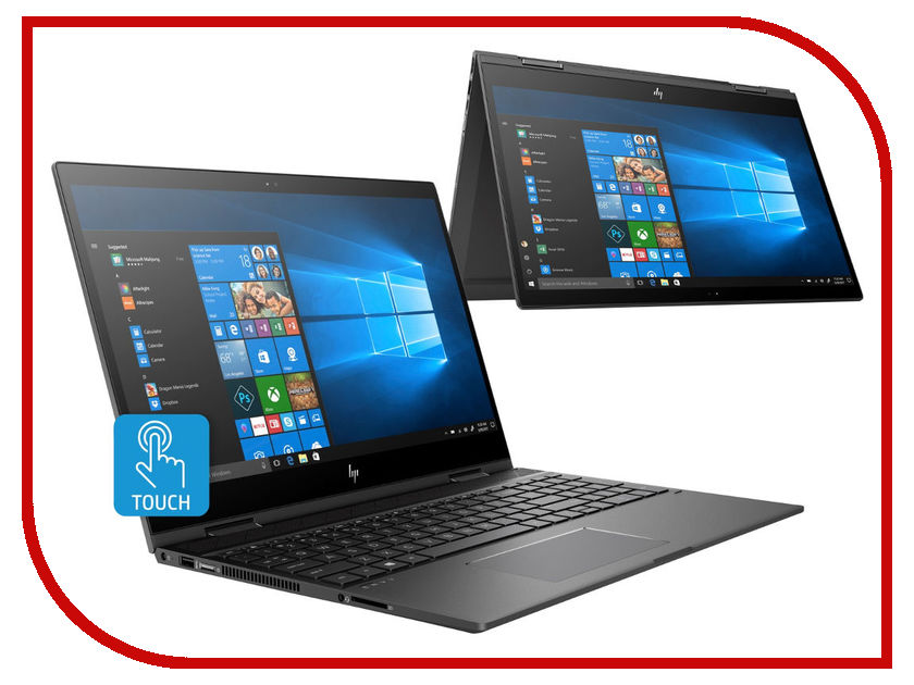 Ноутбук HP Envy x360 15-cn0017ur Dark Silver 4GU86EA (Intel Core i7-8550U 1.8 GHz/16384Mb/512Gb SSD/nVidia GeForce MX150 4096Mb/Wi-Fi/Bluetooth/Cam/15.6/3840x2160/Windows 10 Home 64-bit) 679814 001 for hp envy 15 3200 laptop motherboard hm76 ddr3 free shipping 100% test ok