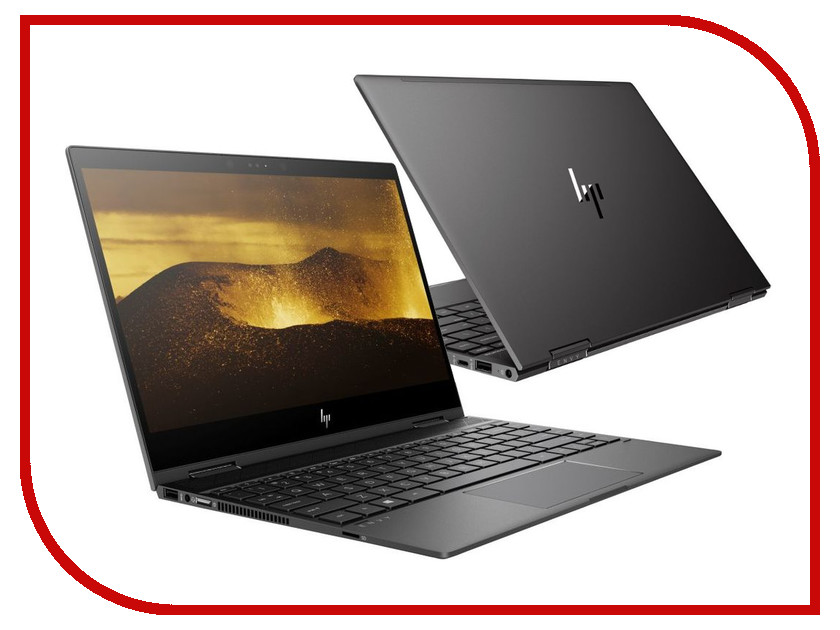 Ноутбук HP Envy x360 13-ag0020ur Silver 4TU03EA (AMD Ryzen 7 2700U 2.2 GHz/8192Mb/256Gb SSD/AMD Radeon Vega 10/Wi-Fi/Bluetooth/Cam/13.3/1920x1080/Windows 10 Home 64-bit) ноутбук и windows 7